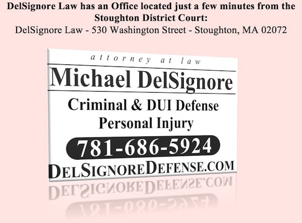 michael delsignore stoughton office