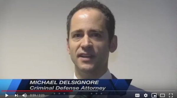 Attorney DelSignore was interviewed by the news station ABC 6