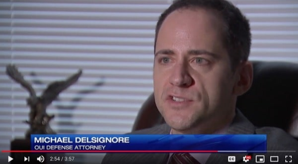 Photo of Attorney DelSignore was quoted by Fox 25 News