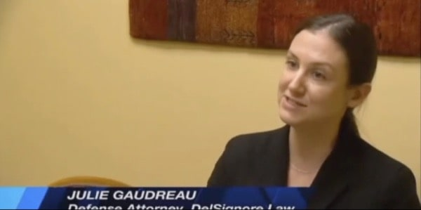 Associate Attorney Julie Gaudreau was interviewed by ABC 6 News