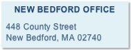 New Bedford DUI lawyer