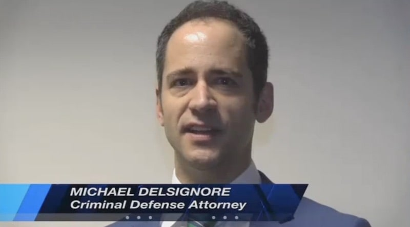 Attorney DelSignore was interviewed by ABC 6 News